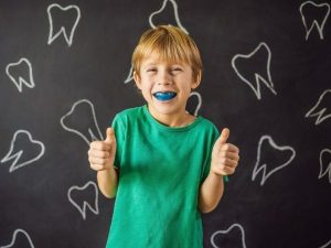 kids mouth guard bannockburn