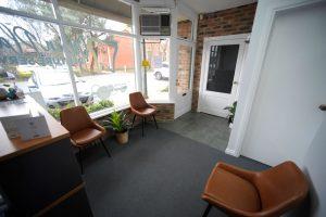 golden plains dental services waiting room
