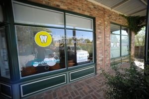 golden plains dental services bannockburn window