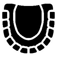 cosmetic dentistry icon bannockburn